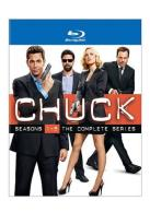 Chuck - The Complete Series