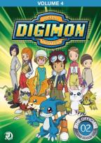 Digimon: Digital Monsters - The Official Second Season, Vol. 4