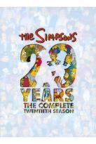 Simpsons - The Complete Twentieth Season