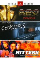 Anonymous Rex/Cookers/Hitters