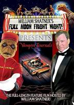 William Shatner's Full Moon Fright Night - Vol. 1: Vampire Journals
