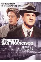 Streets of San Francisco - The First Season, Vol. 2