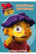 Sid the Science Kid: Weather Kid Sid/The Ruler of Thumb/Gizmos and Gadgets