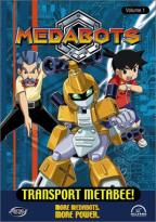 Medabots Vol. 1: Transport Metabee!
