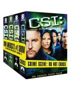 CSI - The Complete Seasons 1-4