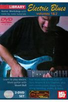 Lick Library: Electric Blues, Vols. 1 & 2