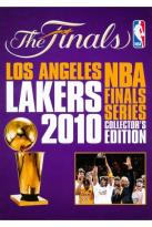 NBA: The Finals - Los Angeles Lakers 2010
