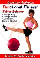 Suzanne Andrews: Functional Fitness - Better Balance