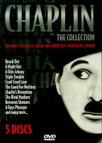 Chaplin The Collection - Box Set: Volumes 1-5