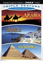 Exotic History Triple Feature: Arabia/Greece/Mummies