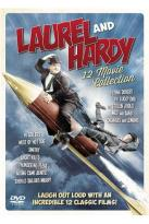 Laurel and Hardy: 12 Film Collection