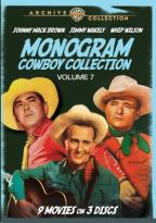 Monogram Cowboy Collection, Vol. 7