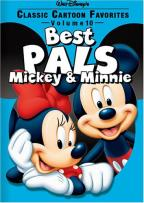 Classic Cartoon Favorites - Best Pals Mickey & Minnie - Vol. 10