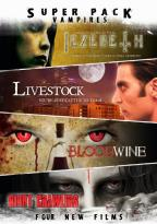 Super Pack Vampires: Jezebeth/Livestock/Bloodwine/Night Crawlers