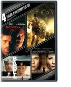 Brad Pitt: 4 Film Favorites