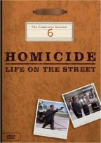 Homicide: Life on the Street - The Complete Sixth Season