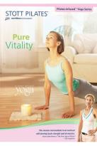 Pure Vitality: Pilates-Infused Yoga - L2
