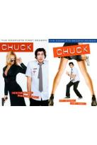 Chuck: The Complete First & Second Seasons