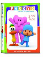 Pocoyo: Pocoyo 3pack Super / Party / Dance