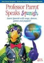 Professor Parrot Speaks Spanish