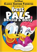 Classic Cartoon Favorites - Best Pals Donald & Daisy - Vol. 11