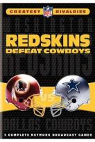 NFL Greatest Rivalries: Redskins Defeat Cowboys