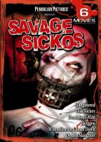 Savage Sickos - 6 Moviepack