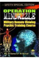 Operation Mindazzle: Military Remote Viewing Psychic Training Course