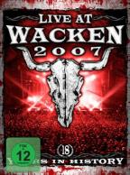 Live at Wacken 2007: 18 Years in History