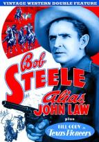 Vintage Western Double Feature: Alias John Law/Texas Pioneers