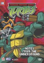 Teenage Mutant Ninja Turtles - Vol. 5: Notes From the Underground
