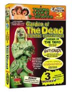 Troma Triple B - Header - Vol. 3: GARDEN OF THE DEAD ZOMBIE COLLECTION