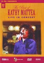Kathy Mattea: The Best of Kathy Mattea - Live in Concert