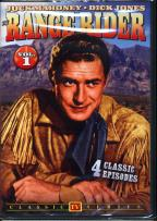 Classic TV Series - Range Rider: Vol 1