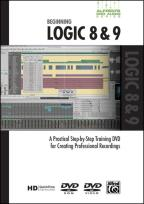 Alfred's Pro-Audio Series: Beginning Logic 8 & 9