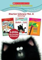 Scholastic Storybook Treasures: Starter Library, Vol. 2 Featuring Splat the Cat