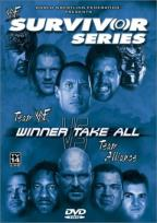 WWF - Survivor Series 2001: Winner Take All