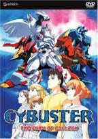 Cybuster - Vol. 6: The Fury of Cyflash