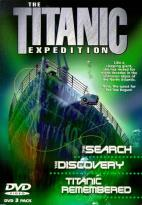 Titanic Expedition, The - 3 Video Box Set