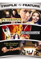 Peter Pan/Thunderbirds/The Borrowers