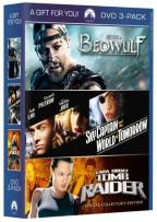 Beowulf/ Sky Captain And The World Of Tomorrow/ Lara Croft: Tomb Raider