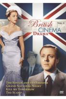 British Cinema, Vol. 3: Dramas