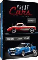 Great Cars: The Television Series - Corvette/Mustang, Cobra, GT-40