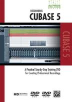 Alfred's Pro-Audio Series: Beginning Cubase 5