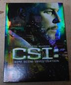 CSI - Crime Scene Investigation - The Complete Eighth Season