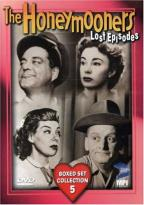 Honeymooners - The Lost Episodes: Collection 5