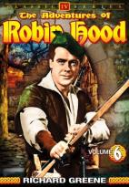 Adventures Of Robin Hood - Vol 6 Classic Television