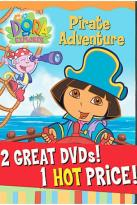 Dora the Explorer - Pirate Adventure/Cowgirl Dora