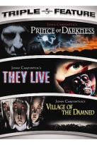 Prince Of Darkness/They Live/Village Of The Damned