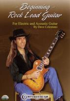 Beginning Rock Lead Guitar - Dave Celentano